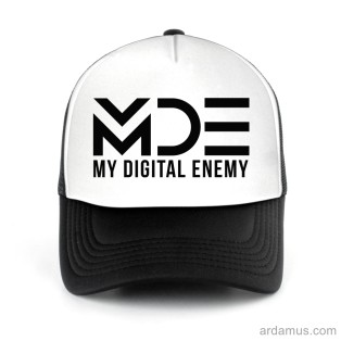 My Digital Enemy Trucker Hat