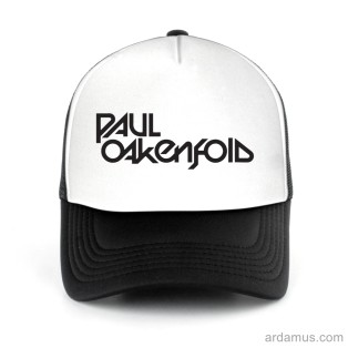 Paul Oakenfold Trucker Hat