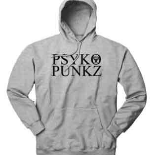 Psyko Punkz Hoodie Sweatshirt