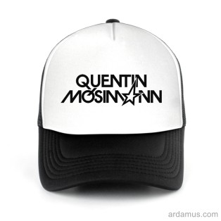 Quentin Mosimann Trucker Hat