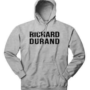 Richard Durand Hoodie Sweatshirt