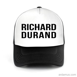 Richard Durand Trucker Hat