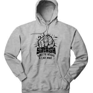 Dimitri Vegas & Like Mike DVLM Smash Hoodie Sweatshirt