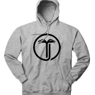 Thomas Jack Logo Hoodie Sweatshirt