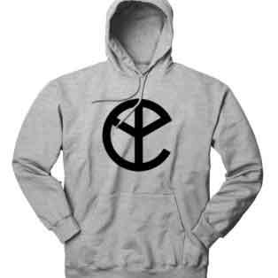Yellow Claw Logo Hoodie Sweatshirt