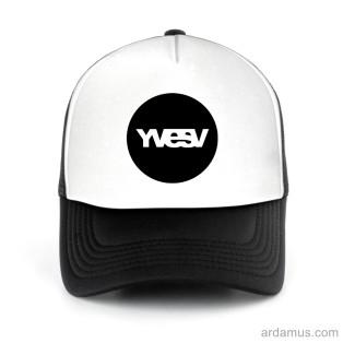 Yvesv Logo Trucker Hat