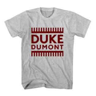 T-Shirt Duke Dumont